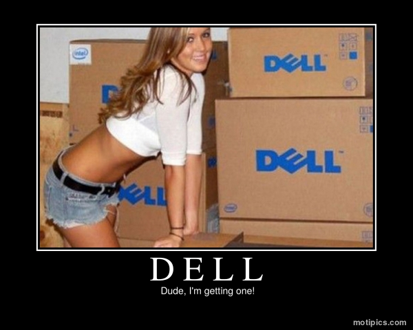 Dell Motivational & Demotivational Photo
