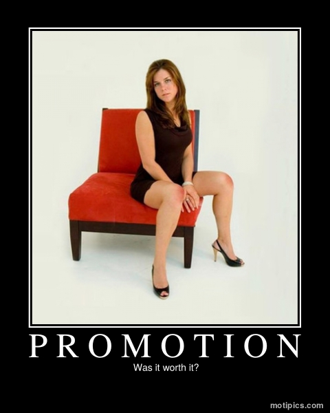 Promotion Motivational & Demotivational Photo