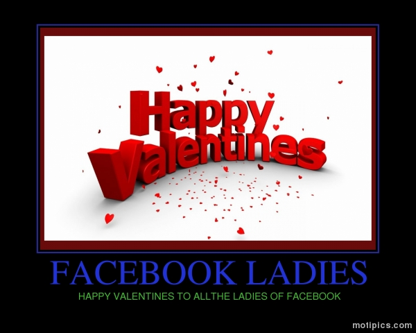 FACEBOOK LADIES Motivational & Demotivational Photo